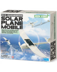 Avion solaire - Green Science - 4M