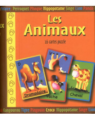 Spicebox - Les animaux