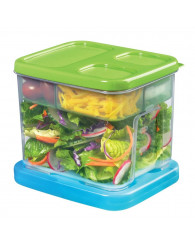 Boîte à lunch pour salade Lunch Blox™ RUBBERMAID