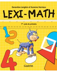 Lexi-math: 1er cycle du primaire