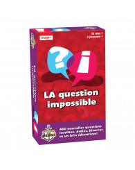 La question impossible Vol.2 - Gladius