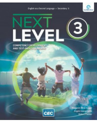 Next Level - sec. 3 - Workbook (with Interactive Activities), print version + Students access, web 1 year (no 219989) - ISBN 9782766200337